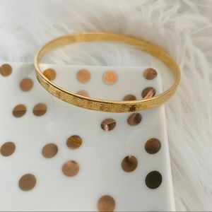 NEW Thin and elegant Greek G bracelet